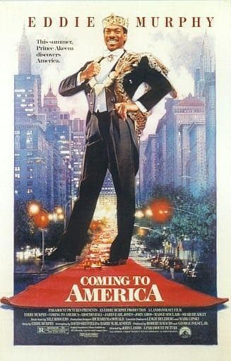 Coming to America Photo