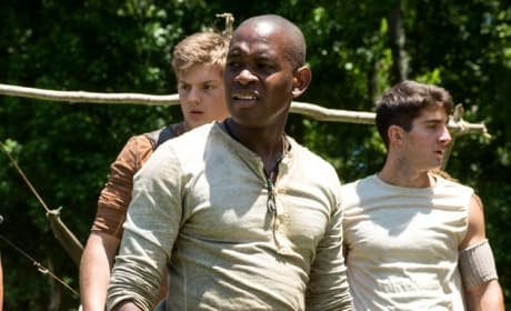 Aml Ameen The Maze Runner
