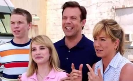 Jennifer Aniston Jason Sudeikis Emma Roberts We're the Millers