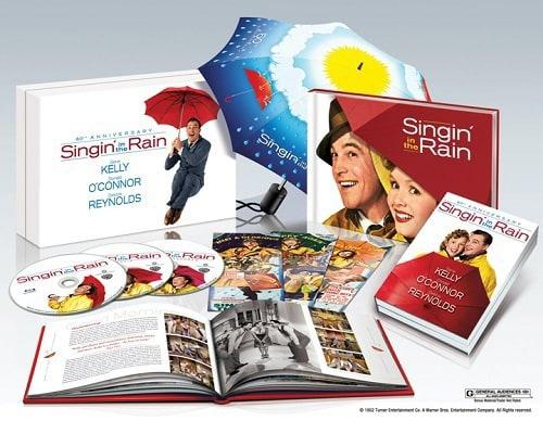 Singin in the Rain Blu-Ray Set
