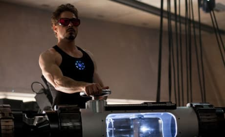 New Photos from Iron Man 2