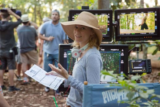 Pitch Perfect 2: Elizabeth Banks On Directorial Debut