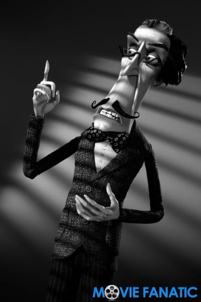 Mr. Rzykruski Frankenweenie