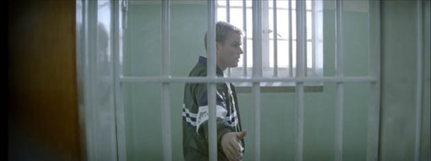 In the Holding Cell