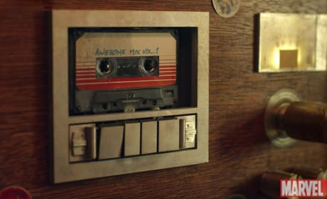 Guardians of the Galaxy Star Lord's Tape
