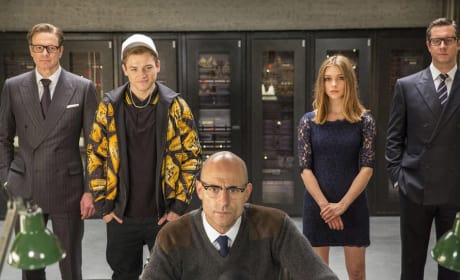 Kingsman: The Secret Service Cast