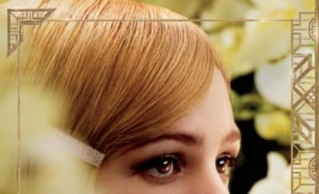 The Great Gatsby Carey Mulligan Poster