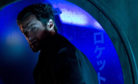 The Wolverine Drops a New Still of Hugh Jackman
