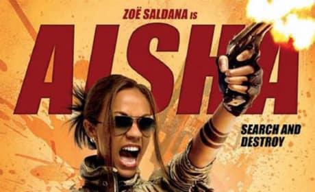 Losers Aisha Poster