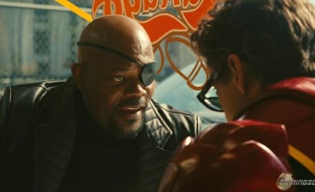 Avengers Age of Ultron: Did Samuel L. Jackson Confirm Elizabeth Olsen is Scarlet Witch?