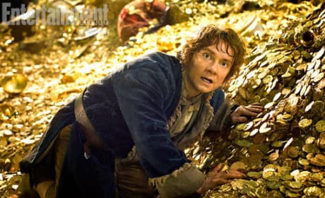 Bilbo Baggins The Hobbit: The Desolation of Smaug