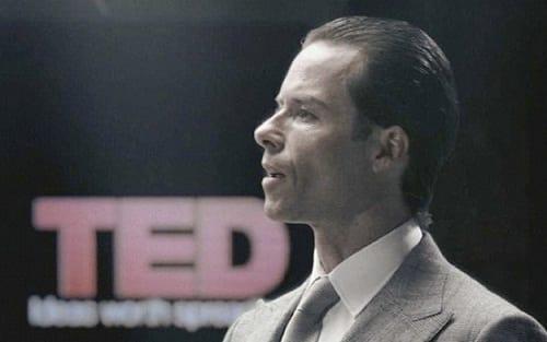 Guy Pearce in Prometheus