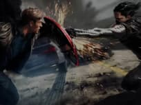 Captain America 2: The Winter Soldier Chris Pine Concept Art