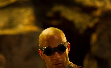 Vin Diesel from Riddick