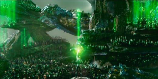 The Green Lantern World