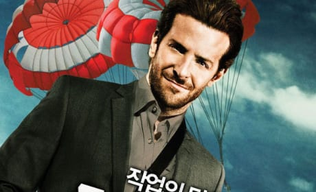 A-Team Foreign Faceman Poster