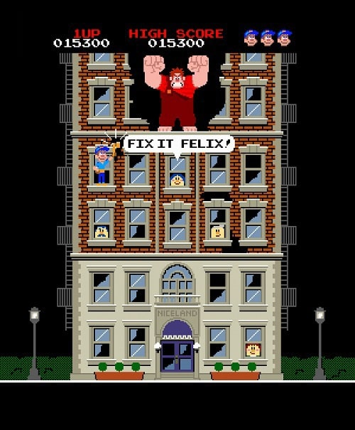 Wreck-It Ralph Picture