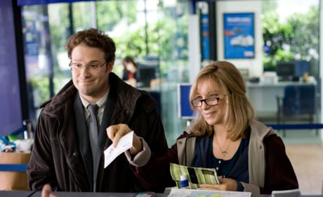 Seth Rogen and Barbra Streisand The Guilt Trip
