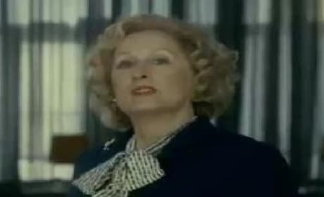 The Iron Lady UK Trailer Premieres: Meryl Streep is Margaret Thatcher