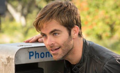 Horrible Bosses 2 Chris Pine