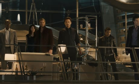 Avengers: Age of Ultron Cast Photo