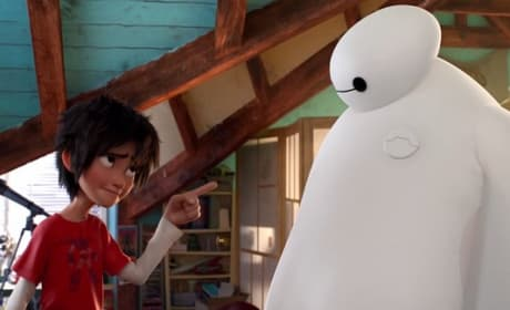 Big Hero 6 Still Photo