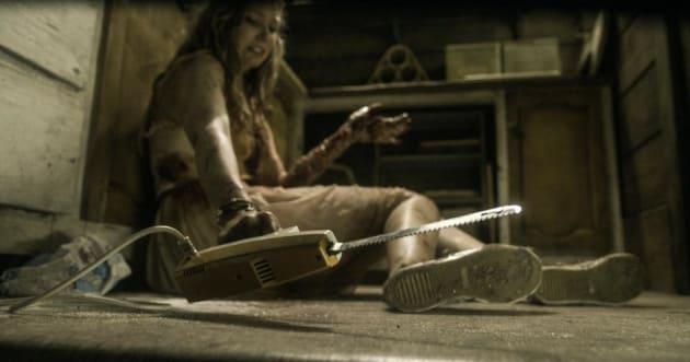 Elizabeth Blackmore Evil Dead