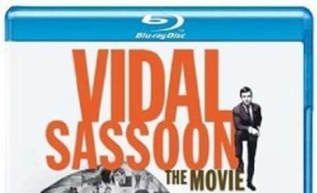 Vidal Sassoon: The Movie Blu-Ray