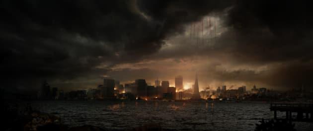 Godzilla Trailer Photo