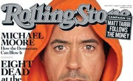 Robert Downey Jr. is Like a Rolling Stone