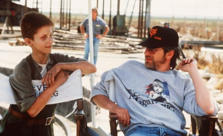 Empire of the Sun Steven Spielberg Christian Bale