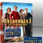 Anchorman 2 StayinClassy Blu-Ray