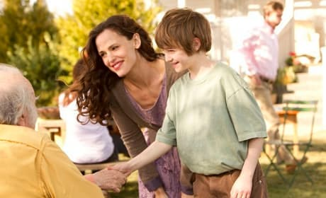 Jennifer Garner Exclusive Interview: Talking Timothy Green