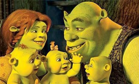 Release Date Set for Shrek Goes Fourth