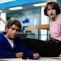 The Breakfast Club Molly Ringwald Emilio Estevez