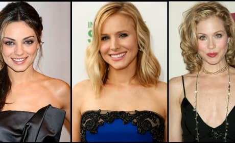 Mila Kunis, Kristen Bell and Christina Applegate to Star in Motherhood Comedy