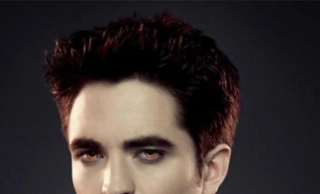 Edward Breaking Dawn Part 2