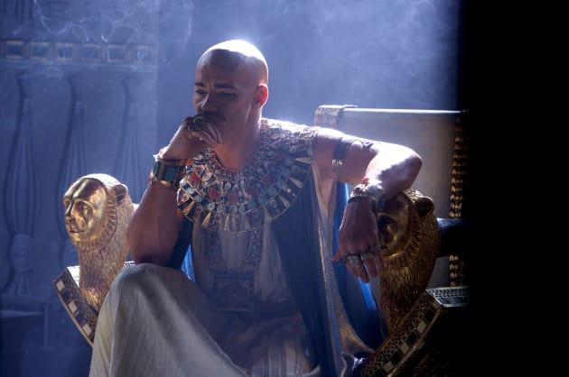 Exodus: Gods and Kings Star Joel Edgerton