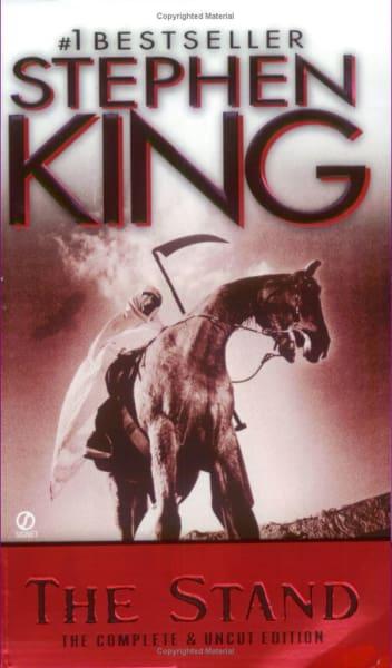 The Stand Stephen King Novel