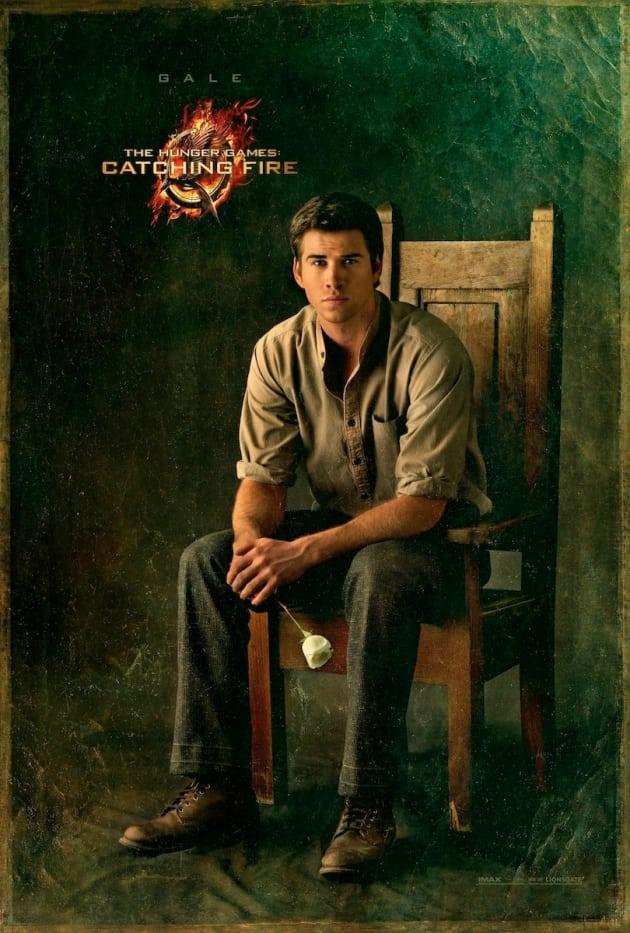 Catching Fire Gale Portrait