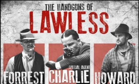 Lawless Graphic Highlights the Handguns