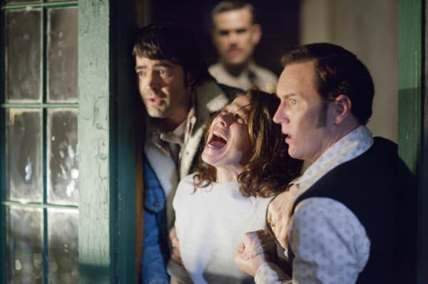 The Conjuring Patrick Wilson Lili Taylor