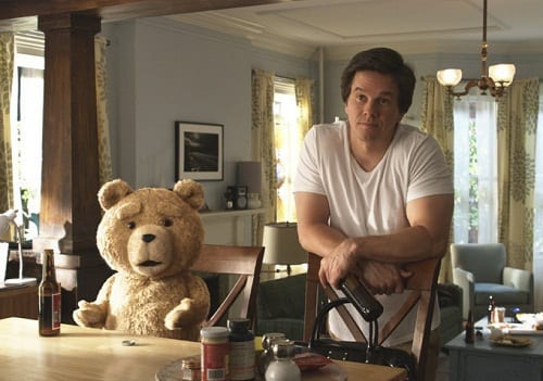 Mark Wahlberg Stars in Ted