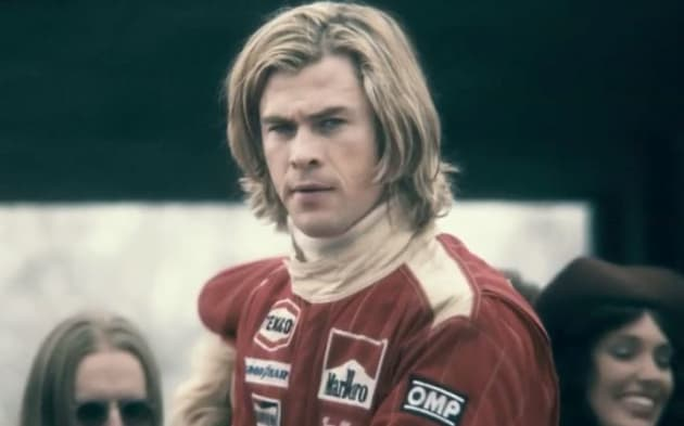 Rush Star Chris Hemsworth