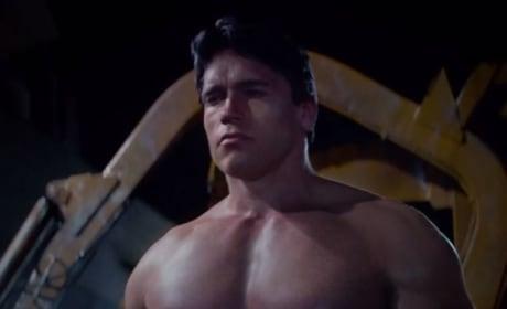 Terminator Genisys Young Arnold Schwarzenegger