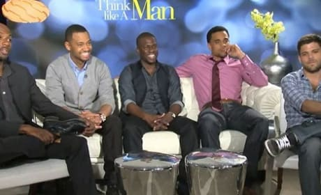 The Men of Think Like a Man