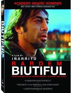 Biutiful DVD Cover