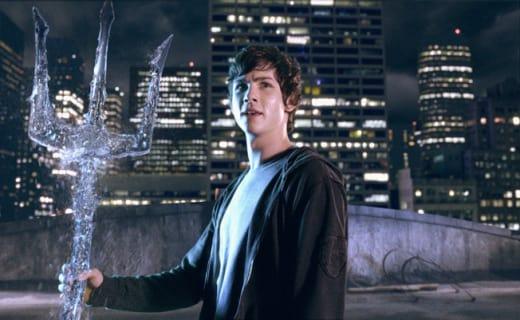 Percy Has a Liquid Trident