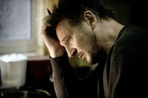 The Grey: Liam Neeson