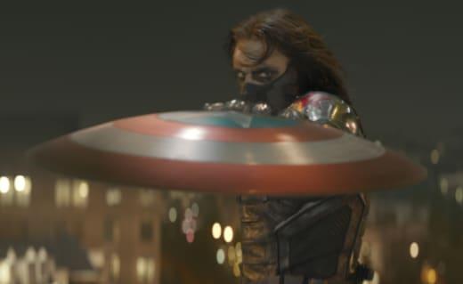 Captain America: The Winter Soldier Star Sebastian Stan